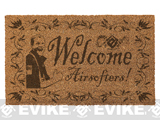 Evike.com Custom Tactical Matt Welcome Mat - Coyote Brown
