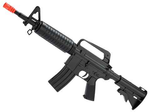 WELL Airsoft XM-177 Spring Powered Airsoft Rifle