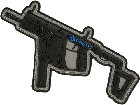 Evike.com Armory Collection PVC Morale Patch (Model: Vector)
