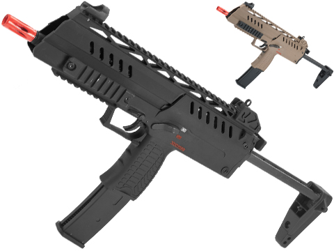 WE-Tech SMG-8  Airsoft GBB Sub Machine Gun