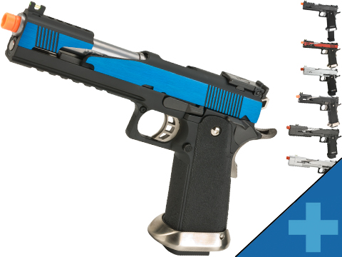 WE-Tech Competition Series Hi-CAPA Gas Blowback Pistol
