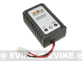 Airsoft Compact Smart Charger for NiMh NiCd AEG Batteries by WE