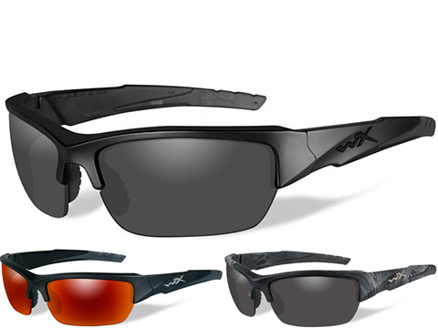 Wiley X WX Valor Polarized Changeable Sunglasses