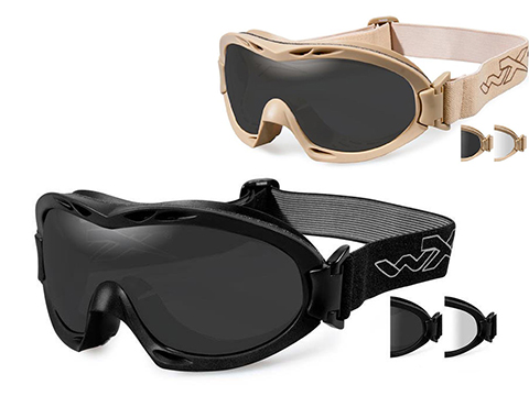 Wiley X Nerve Tactical Goggle