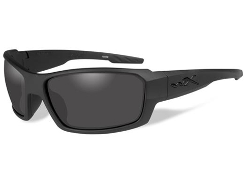 Wiley X Rebel Sunglasses (Color: Matte Black Frame w/ Grey Lens)