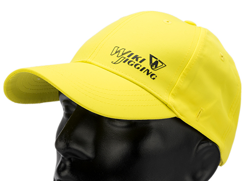 Wiki Jigging Slow Jigging Breathable Fishing Cap (Color: Yellow)
