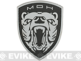 MOH Grizzly Patch - Black
