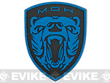 MOH Grizzly Patch - Blue