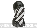 Bobster / Zan Headgear Cozy Fleece Combat Lower Face / Neck Gaiter - Stars & Stripes
