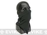 Bobster / Zan Headgear Cozy Fleece Combat Lower Face / Neck Gaiter - Black