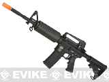 z G&P WOC M4A1 Gas Blowback Airsoft Rifle - Black