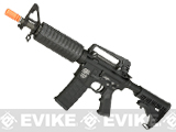 G&P WOC M4A1 Commando Gas Blowback Airsoft Rifle Black