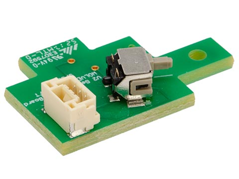 Wolverine Airsoft 3rd Gen V2 Trigger Board for Wolverine Drop-In HPA Engines