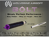 Wolverine Airsoft  BOLT HPA Conversion Kit for VSR-10 System Airsoft Sniper Rifles - With Cylinder