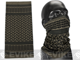 Mil-Spec Monkey Multi Wrap Neck Gaiter (Design: Shemagh / OD Green)