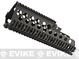 "JG 10"" Metal RIS Handguard System for G36C / G36K Series Airsoft AEG"