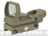 Evike Panorama Red/Green Dot with Variable Reticles - Tan