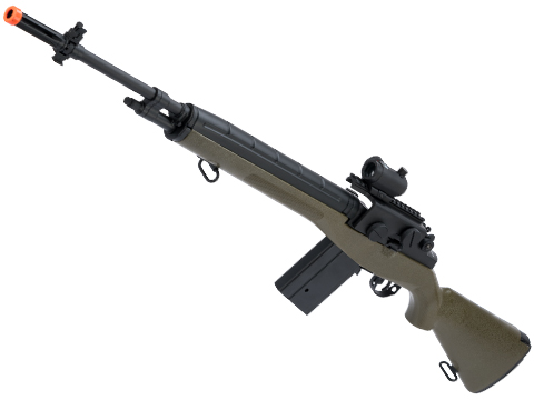 CYMA Full Size M14 Airsoft AEG Rifle  (Package: OD Green / Standard)