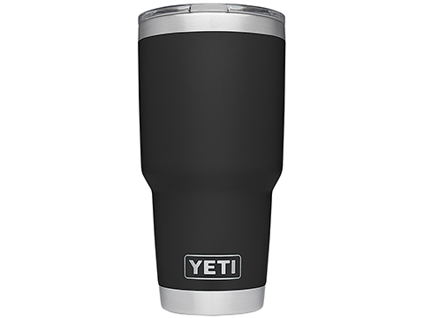 YETI Rambler 30oz Tumbler with MagSlider Lid (Color: Black)