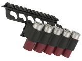 Trinity Force ExoMount Rail with Shell Carrier for Remington 870 Shotguns