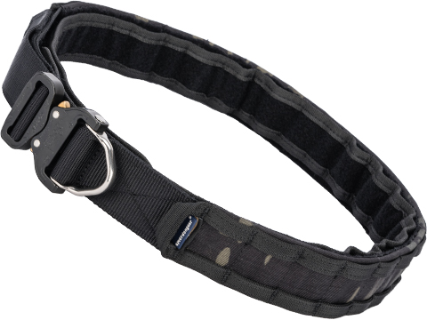 EmersonGear 1.75 Low Profile Shooters Belt with AustriAlpin COBRA Buckle (Color: Multicam Black / Large)