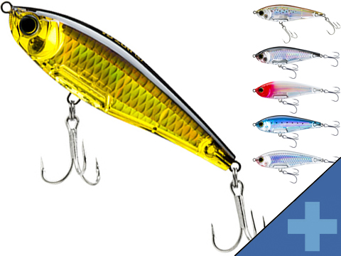Yo-Zuri 3D Inshore Twitchbait Fishing Lure