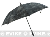 Collapsible Tactical Umbrella with Cover - Urban Serpent