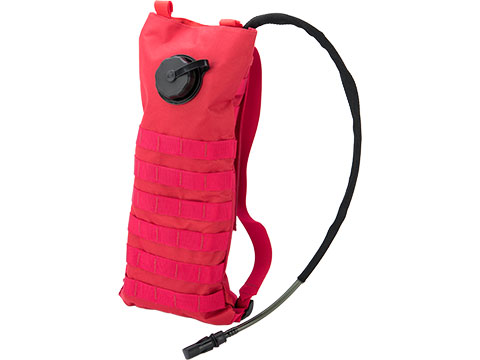 Matrix MOLLE Hydration Carrier w/ Bladder (Color: Red)