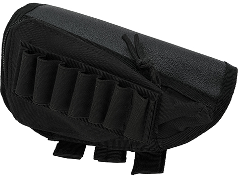 Matrix Universal Cheek Pad with Ammunition Loop (Color: Black)