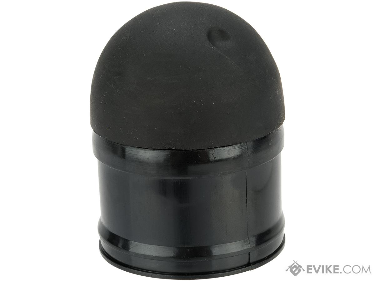 Avengers Airsoft 40mm Rubber Grenade Cap (Quantity: Set of 6)