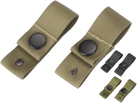 Emerson Goggle Sling (Color: Tan / Set of 2)