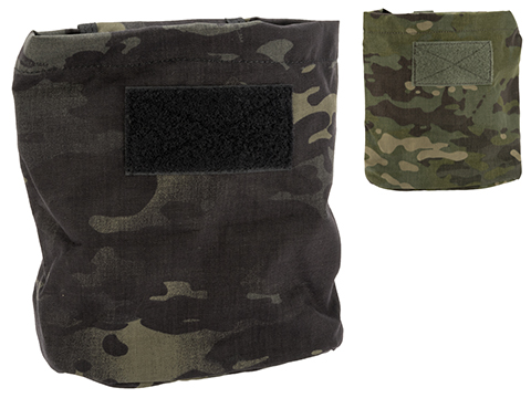 Emerson Gear Roll-Up Low Profile Dump Pouch (Color: Multicam Black)