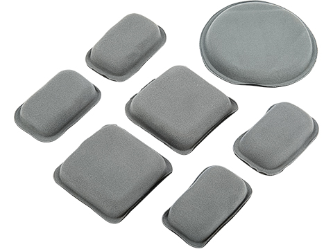Replacement Soft Memory Foam Helmet Insert Pads for Tactical Helmets