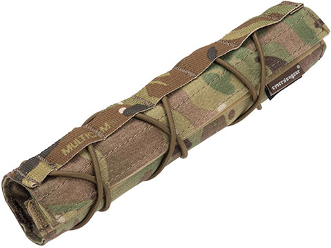 EmersonGear Cordura 22cm Airsoft Suppressor Cover (Color: Multicam)