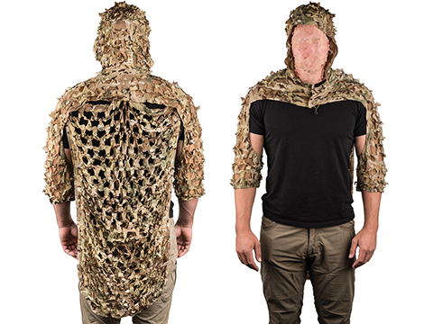 EmersonGear Lightweight Assault Ghillie (Color: Multicam)