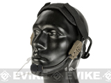 Z-Tactical X-62000 Dual Earpiece Headset (Color: Dark Earth)