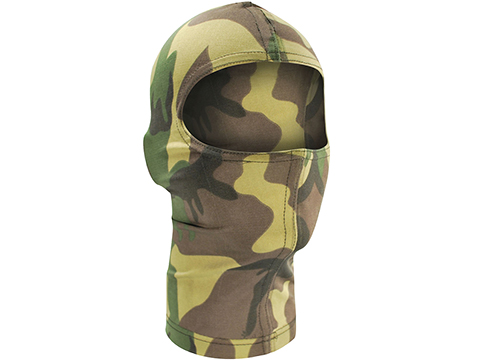 Matrix Shodanna Nylon Balaclava (Color: Woodland)