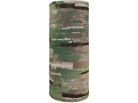 Bobster / Zan Headgear Motley Tube� SportFlex Neck Protector (Color: Multi Brushed Camo)