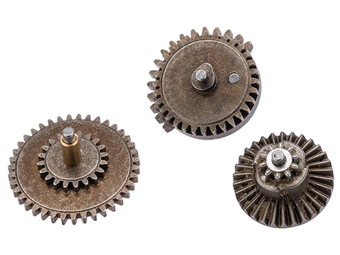 ZCI Sintered Steel 18:1 Gear Set for Airsoft AEG Gearboxes