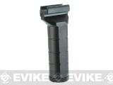GHK Zenimei CNC Aluminum RK-2 Full Vertical Grip - Black
