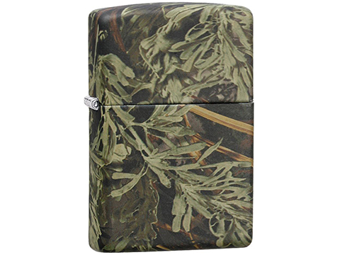 Zippo Classic Lighter (Model: Realtree Max)