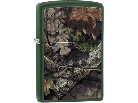 Zippo Classic Lighter (Model: MOSSY OAK® BREAK-UP COUNTRY)