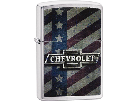Zippo Classic Lighter Branded Series (Model: Chevy)
