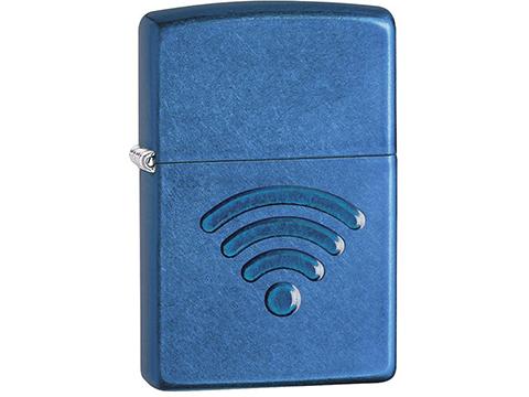 Zippo Classic Lighter (Model: Wi-Fi)