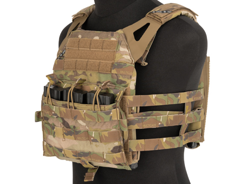 Crye Precision Licensed Replica JPC 2.0 Plate Carrier by ZShot (Color: Multicam / Medium)