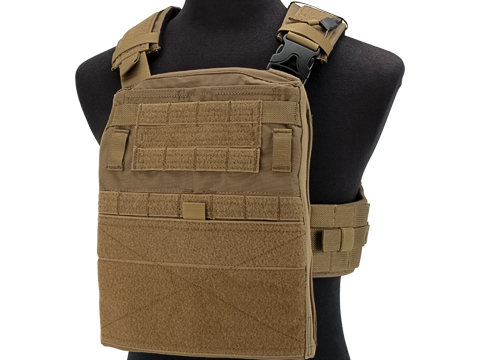 Crye Precision Licensed Replica AVS Base Configuration by ZShot (Color: Coyote Brown / Medium)