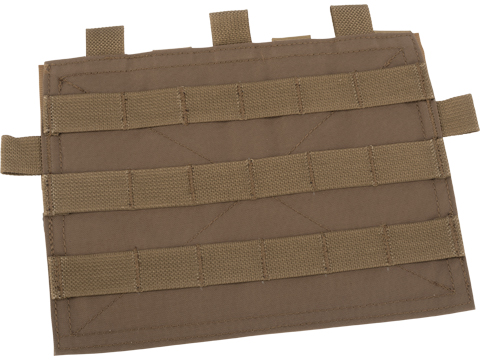 Crye Precision Licensed Replica AVS MOLLE Front Flap by ZShot (Color: Coyote Brown)