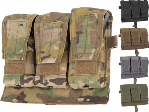 Crye Precision Licensed Replica AVS 7.62 Smart Pouch Front Flap by ZShot