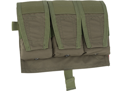 ZShot Crye Precision Licensed Replica AVS 7.62 Smart Pouch Front Flap (Color: Ranger Green)