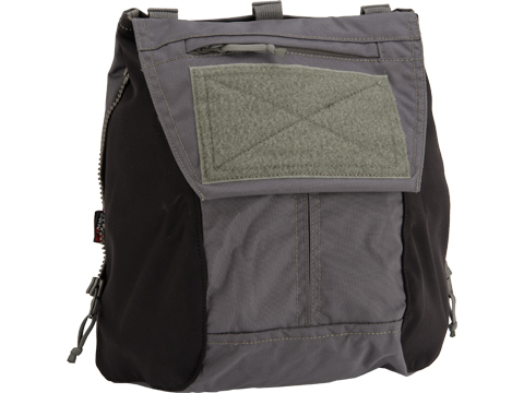 ZShot Crye Precision Licensed Replica Zip-on Panel Pack (Color: Urban Gray / Large)
